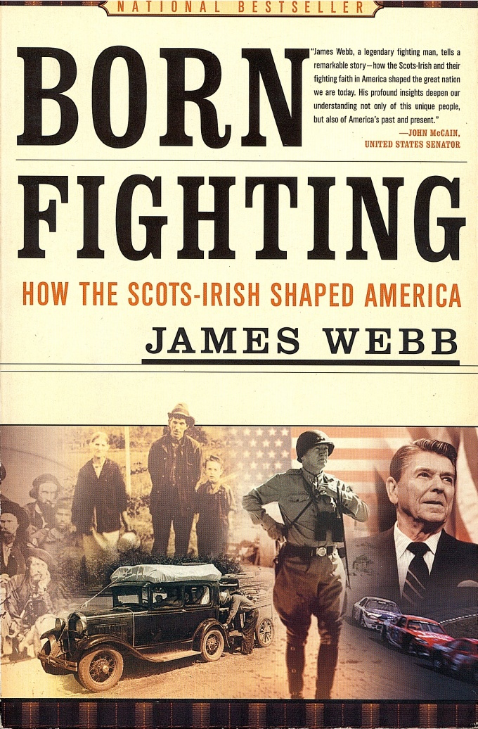 Book review – Born Fighting (James WEBB)
