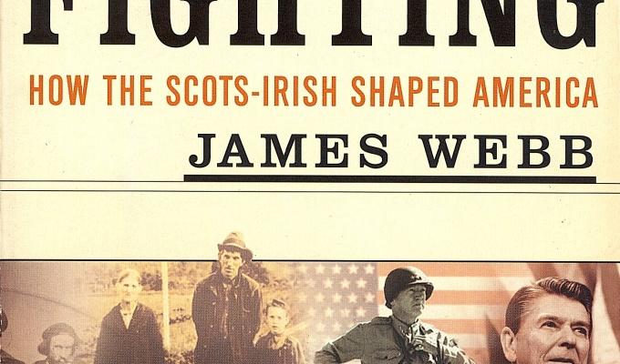 Book review – Born Fighting (JamesWEBB)