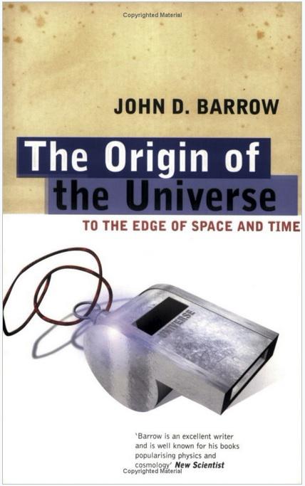 20070805 The Origin of the Universe