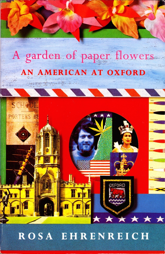Book review –  A Garden of Paper Flowers (Rosa EHRENREICH)
