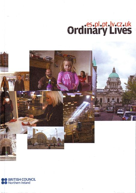 Book review – Ordinary Lives