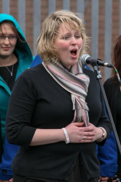 Waterford Omagh Peace Choir (c) Allan LEONARD @MrUlster