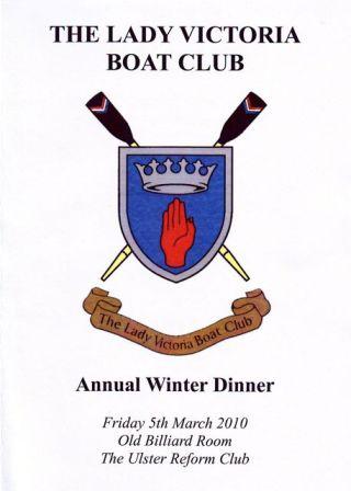LVBC Winter Dinner 2010