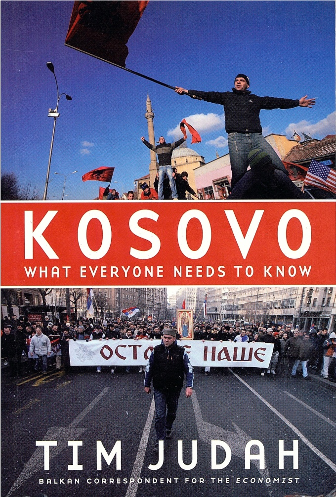 Book review – Kosovo: What Everyone Needs to Know (TimJUDAH)
