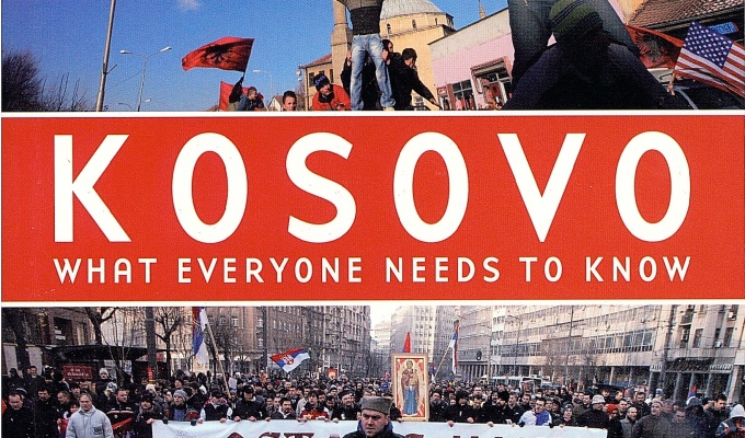 Book review – Kosovo: What Everyone Needs to Know (Tim JUDAH)