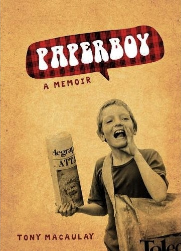 Book review – Paperboy (TonyMACAULAY)