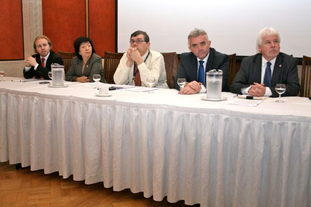 20111121 Inter-Faith Week - Panel