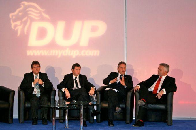 20111126 DUP Unionism - Panel