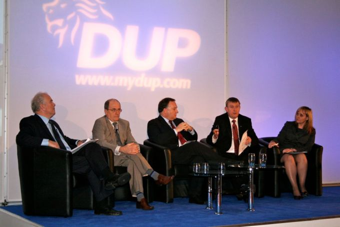 """Retaining """"our shared Christian ethos"""" in shared education: @DUPonline conference2011"""