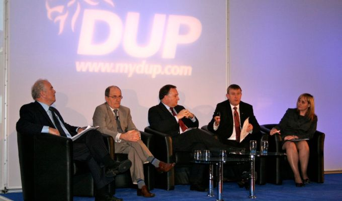 "Retaining ""our shared Christian ethos"" in shared education: @DUPonline conference 2011"