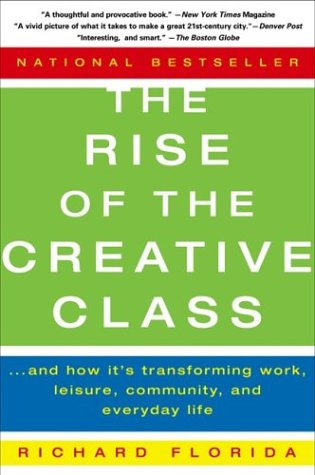 The Creative Class and Northern Ireland
