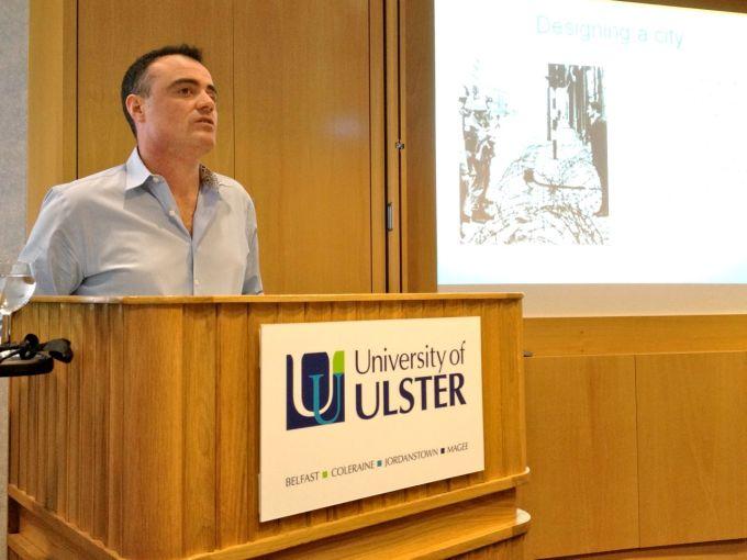 Belfast peace walls – A paradox ofleadership