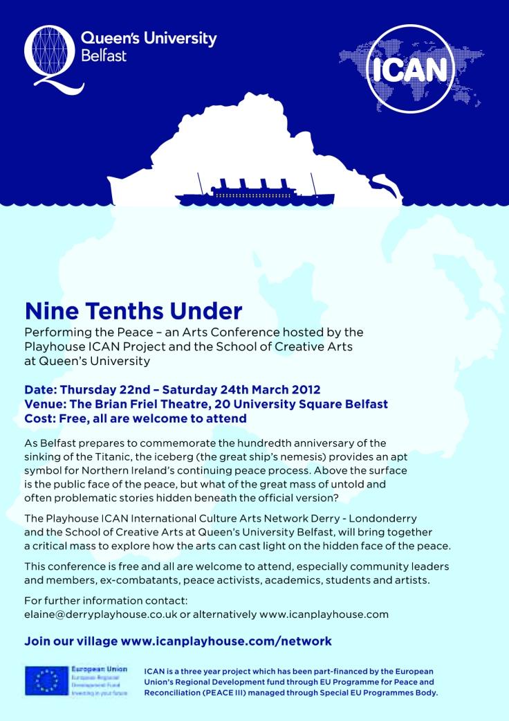 20120323 ICAN Nine Tenths Advert