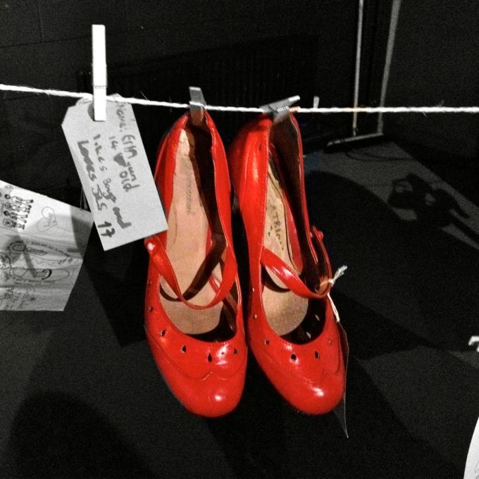 Red Red Shoes Project