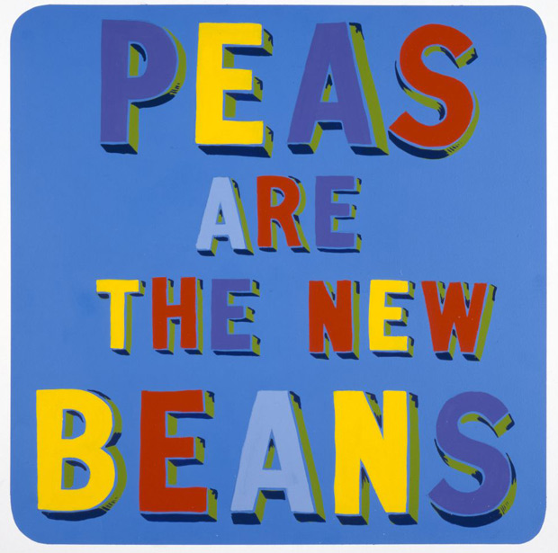 20130326 Ulster Museum - Peas Are The New Beans