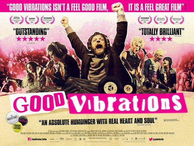 Film review – Good Vibrations@QFTBelfast