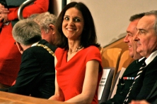 Teresa VILLIERS MP (Secretary of State for Northern Ireland) (c) Allan LEONARD @MrUlster