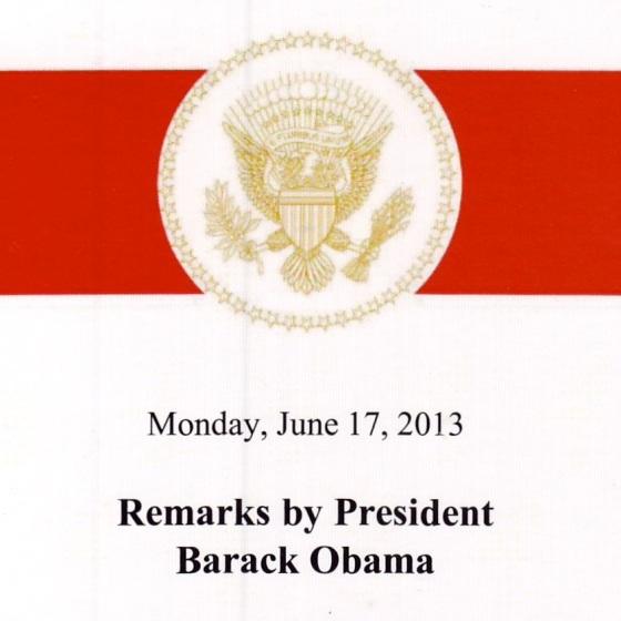 20130617 Obama NI square