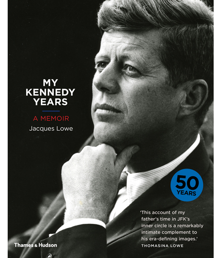 Review – Jacques LOWE: My Kennedy Years (Proud Gallery)