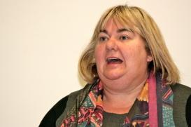 Catherine COOKE (Chair, Northwest PEACE III Partnership) (c) Allan LEONARD @MrUlster