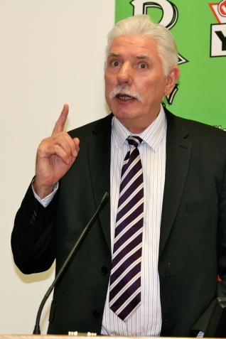 Sean BARR (Western Education & Library Board) (c) Allan LEONARD @MrUlster