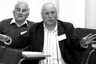 Workshop discussion (c) Allan LEONARD @MrUlster
