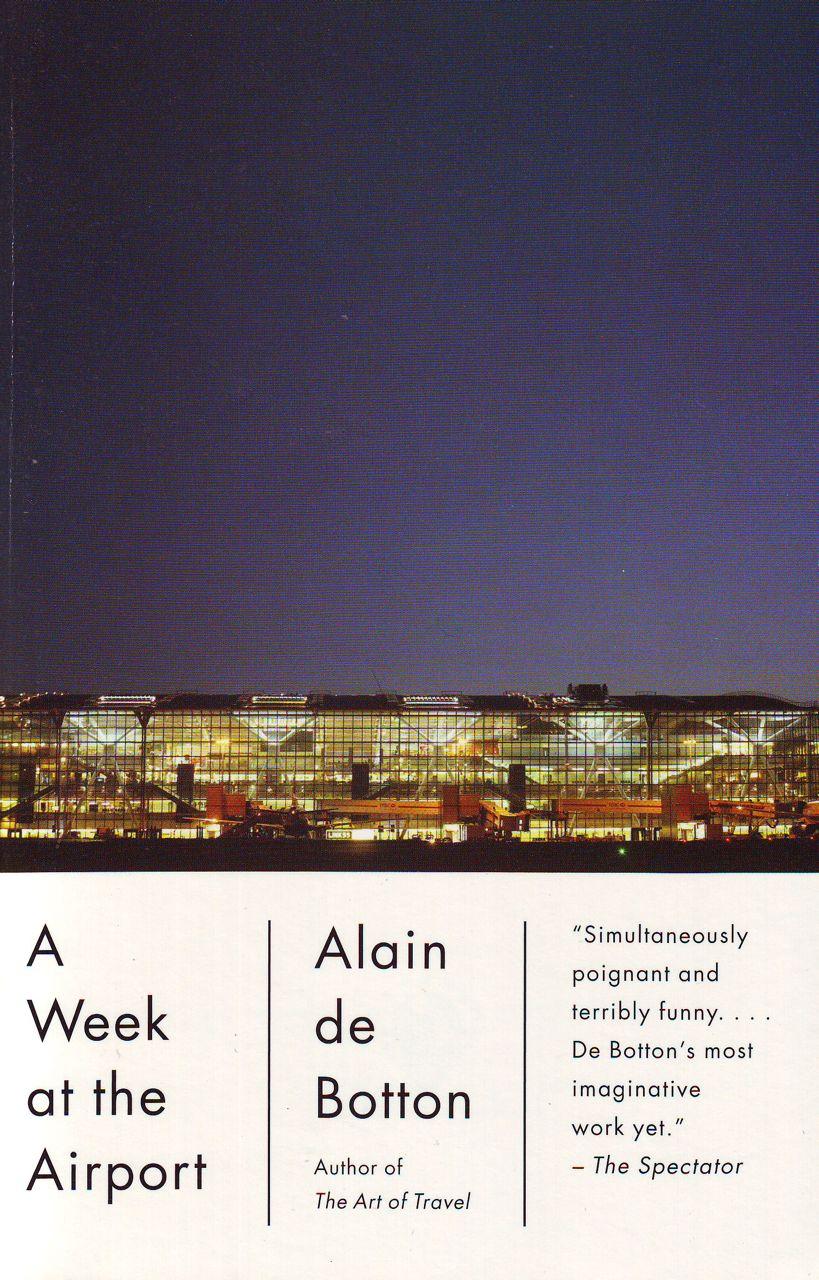20140114 Week at Airport