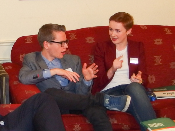 Young people want civic education in Northern Ireland schools: @SDLPlive#CoffeeClub