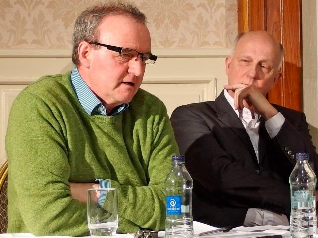 Jim Gibney (Sinn Fein)