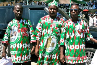 Loyalism II. Kaduna, Nigeria.