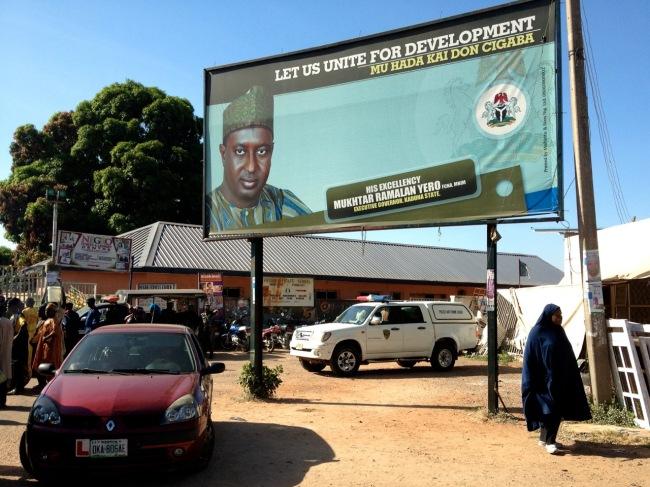 Let Us Unite. Kaduna, Nigeria.