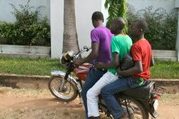 Motorbike Transport VII. Kaduna, Nigeria.