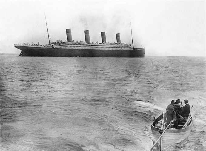 20150127 Frank Browne - Titanic Cobh