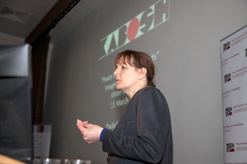Paula McFETRIDGE (Kabosh Theatre) @KaboshTheatre(c) Kevin Cooper Photoline