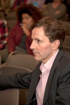 Allan LEONARD (Northern Ireland Foundation) @NIFoundation (c) Kevin Cooper Photoline