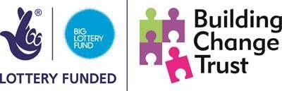 Big Lottery Fund - Building Change Trust Logo