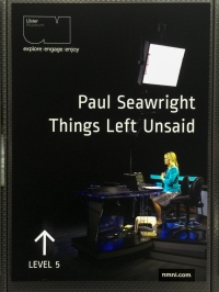 Paul SEAWRIGHT: Things Left Unsaid exhibition, Ulster Museum, Belfast, Northern Ireland. @NI_CRC @UlsterMuseum @P_Seawright #ThingsLeftUnsaid