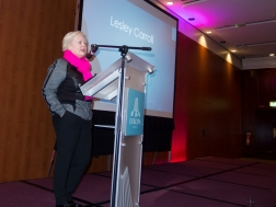 Lesley CARROLL. Civil Society Network launch, Europa Hotel, Belfast, Northern Ireland. #CivilSocietyNetwork