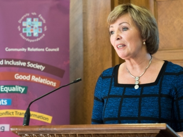 Maureen HETHERINGTON (CRC award recipient) (c) Allan LEONARD @MrUlster