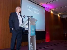Peter McBRIDE (Make It Work) (c) Allan LEONARD @MrUlster