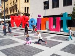 I Love Beirut II. Beirut, Lebanon.