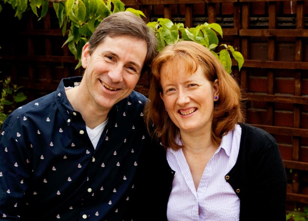 Allan LEONARD and Beverley BEATTIE. Ballygowan, Co. Down, Northern Ireland. @NICHStweet (c) Michael McKINLAY