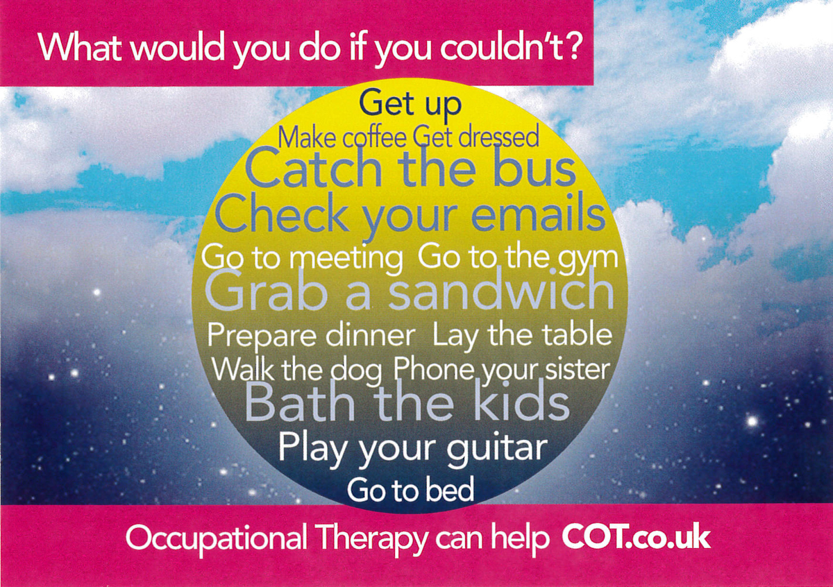 What would you do if you couldn't @BAOTCOT #ValueofOT