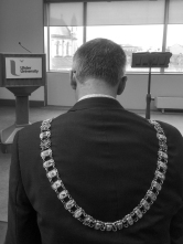 Brian KINGSTON, Lord Mayor of Belfast