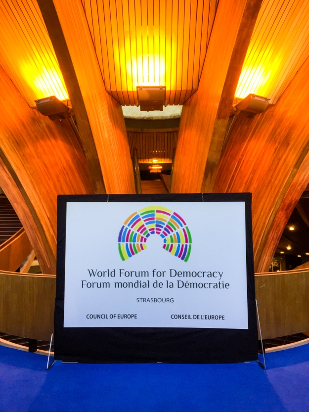 World Forum for Democracy 2016