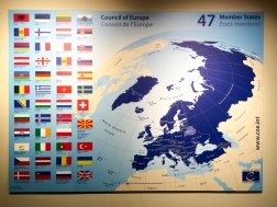 47 Member States, Council of Europe