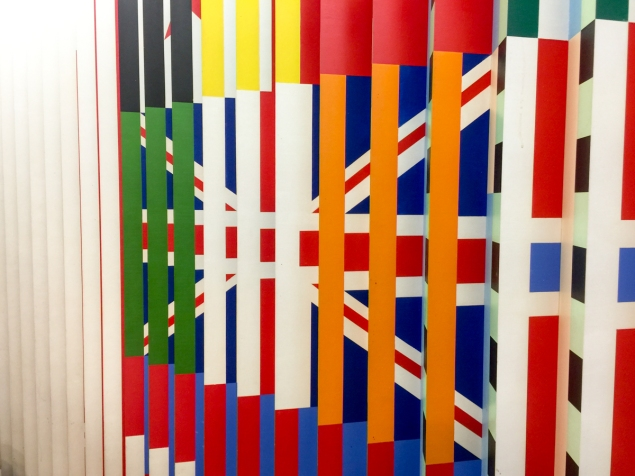 Peace and Life by Yaacov AGAM