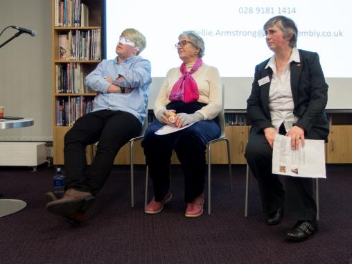 Paddy SMYTH, Anne ODLING-SMEE, and Lorna McALPINE