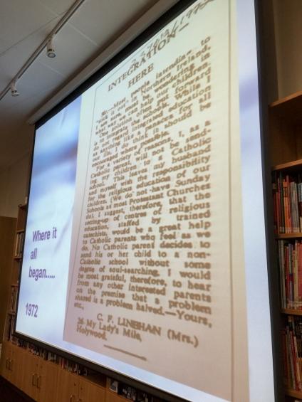 Slide from Cecil LINEHAN presentation (c) Allan LEONARD @MrUlster