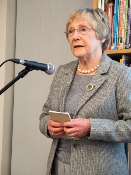Margaret KENNEDY (c) Allan LEONARD @MrUlster